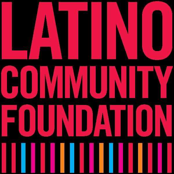 LATINO COMMUNITY FOUNDATION logo