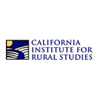 CALIFORNIA INSTITUTE FOR RURAL STUDIES